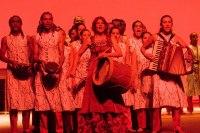 Titane in the show Titane e o Canto das Vertentes