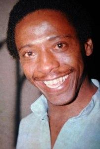 Mauricio Tizumba in 1990, at the Fafi-BH freshers week