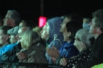 Audience listening to Gilberto Gil - Womad 2013