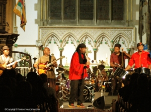 Courtney Pine and Band
