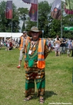 Steward at the WOMAD 2014 by Ronise Nepomuceno