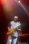 Manu Dibango at WOMAD 2014 by Ronise Nepomuceno