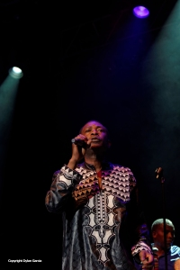 Youssou N'Dour at WOMAD 2014 by Dylan Garcia