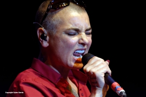 Sinead O'Connor at WOMAD 2014 by Dylan Garcia