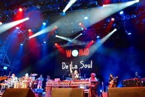 De La Soul at WOMAD UK 2015, photo by Dylan Garcia