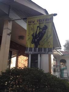 Jazz banner
