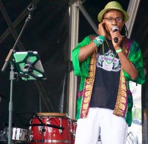 London School of Samba in Trafalgar Square, London, August 08 2015, by Ronise Nepomuceno