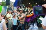 Brasil Day in Trafalgar Square, London, August 08 2015, by Ronise Nepomuceno