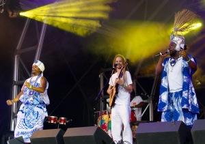 Aloisio Menezes & Band, Brasil Day, Trafalgar Square, London, August 08 2015, by Ronise Nepomuceno